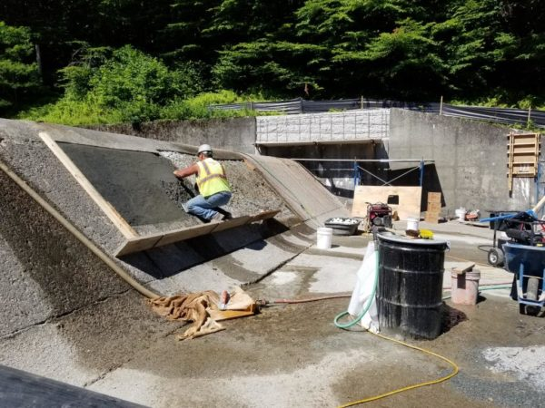 Upper Sackett Reservoir Dam Rehabilitation